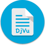 DjVu Reader - Viewer for DjVu and Pdf icon
