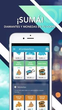 Combate Argentina Oficial APK screenshot 1