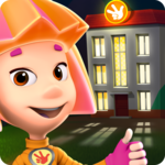 Fiksiki Dream House Games & Home Design for Kids FOR PC