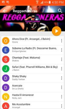 Reggaeton Music APK screenshot 1