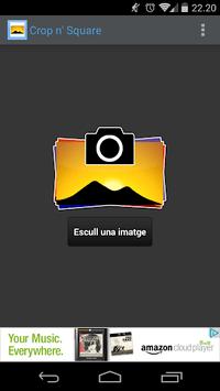 Crop n' Square APK screenshot 1