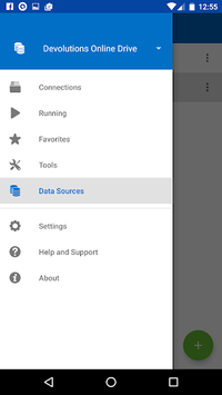 Remote Desktop Manager apk screenshot 1