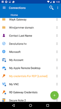 Remote Desktop Manager apk screenshot 3