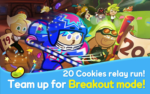 Cookie Run: OvenBreak APK screenshot 1