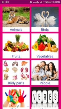 Learn Hindi from Tamil APK screenshot 1