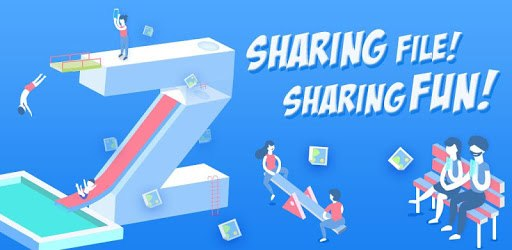 Zapya - File Transfer, Sharing pc screenshot