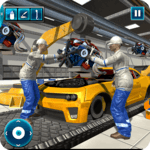 Car Maker Auto Mechanic Sports Car Builder Games icon