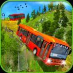 Offroad Coach Tourist Bus Simulator 2018 icon