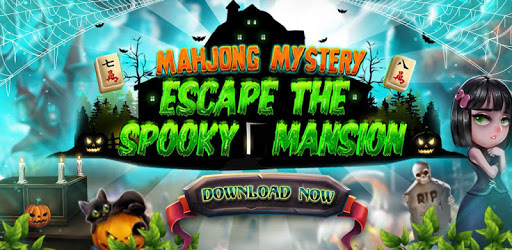 Mahjong Mystery: Escape The Spooky Mansion pc screenshot