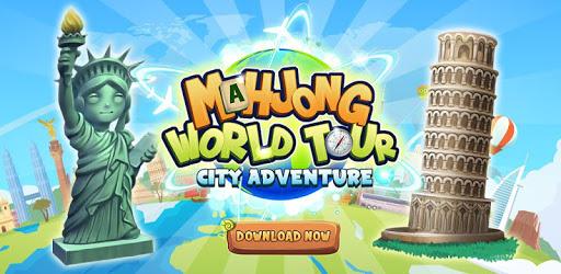 Mahjong World Tour – City Adventures pc screenshot