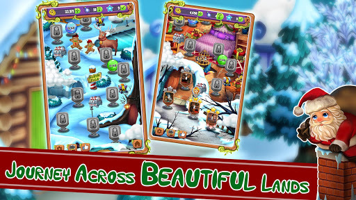 Christmas Mahjong Solitaire: Holiday Fun APK screenshot 1