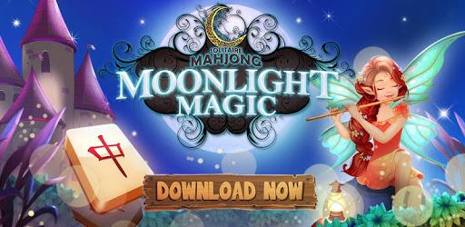 Mahjong Solitaire: Moonlight Magic pc screenshot