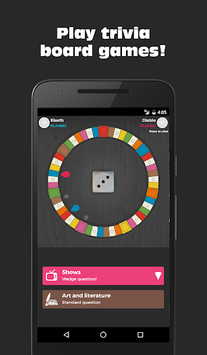 League of Quiz Trivia APK screenshot 1