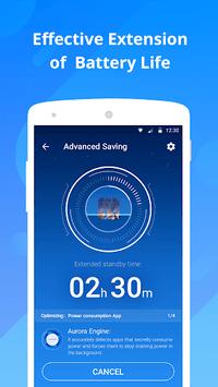 DU Battery Saver - Battery Charger & Battery Life APK screenshot 1
