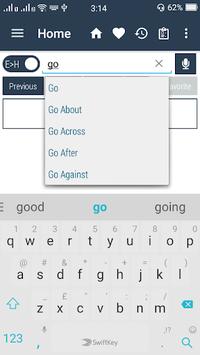 Hindi Dictionary Offline APK screenshot 1