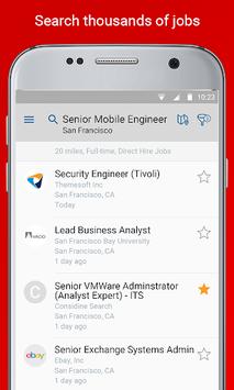 Tech Jobs, Skills & Salary APK screenshot 1