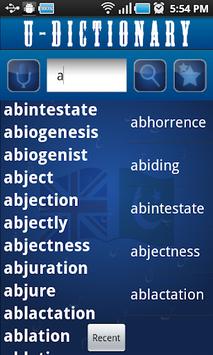 English Urdu Dictionary FREE APK screenshot 1