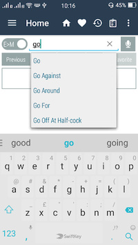 English Marathi Dictionary APK screenshot 1