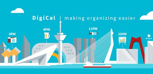 DigiCal Calendar Agenda pc screenshot
