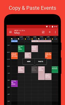 DigiCal Calendar Agenda APK screenshot 1