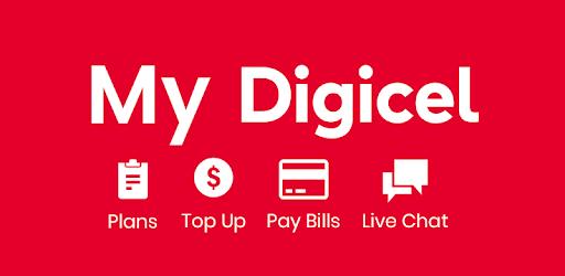My Digicel pc screenshot