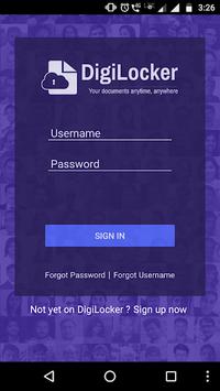 DigiLocker APK screenshot 1