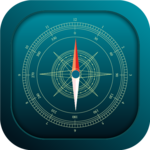 Digital Smart Compass icon