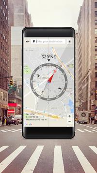 Digital Smart Compass APK screenshot 1