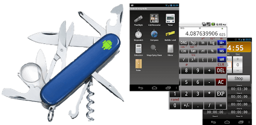 Army Knife for Android pc screenshot