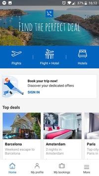 Bravofly: flights and hotel APK screenshot 1