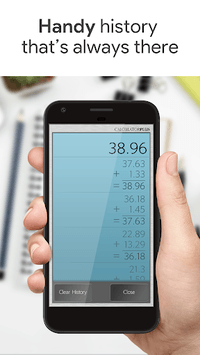 Calculator Plus Free APK screenshot 1