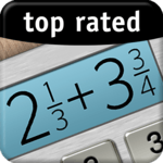 Fraction Calculator Plus Free APK icon