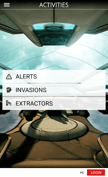 Warframe APK screenshot 1