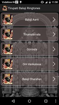 Tirupati Balaji Ringtones APK screenshot 1