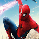 Spidy background wallpapers HD icon