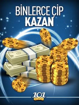 101 Yüzbir Okey Extra APK screenshot 1