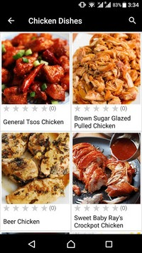Slow Cooker Recipes APK screenshot 1