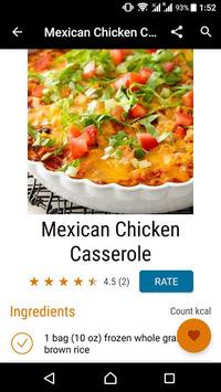 Casserole Recipes APK screenshot 1