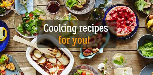 Cooking Recipes pc screenshot