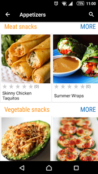 Cooking Recipes APK screenshot 1