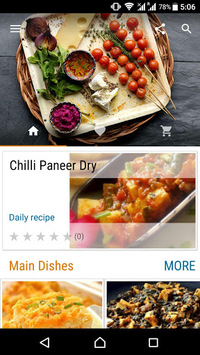 Cottage Cheese Recipes APK screenshot 1