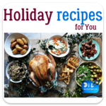 Holiday Recipes icon
