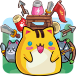 Cat'n'Robot: Idle Defense - Cute Castle TD Game for pc icon