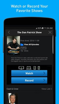 DIRECTV APK screenshot 1
