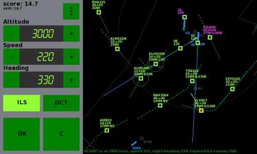 Endless ATC (free) APK screenshot 1