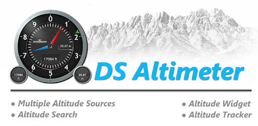 Altimeter & Altitude Widget pc screenshot