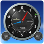 Altimeter & Altitude Widget APK icon