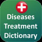 Diseases Treatments Dictionary APK icon