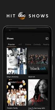 ABC – Live TV & Full Episodes APK screenshot 1