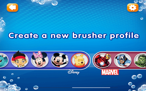 Disney Magic Timer by Oral-B APK screenshot 1